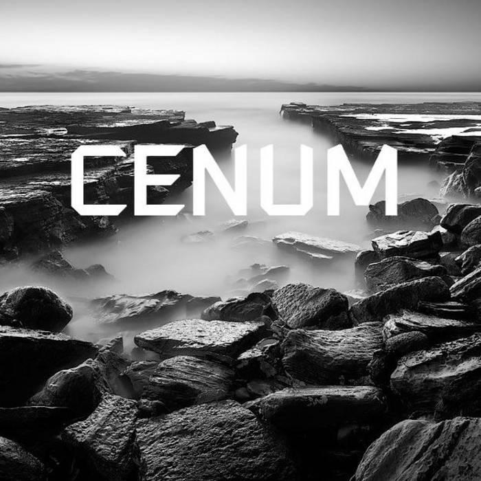 CENUM EP cover art