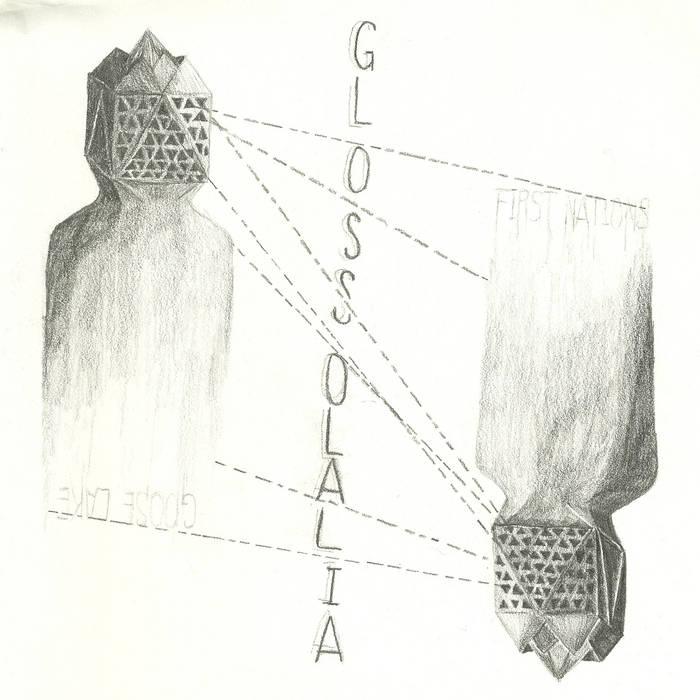 Glossolalia EP cover art