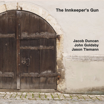 The Innkeeper's Gun cover art