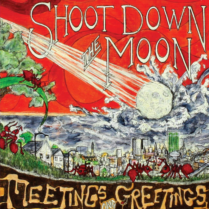 Meetings and Greetings cover art