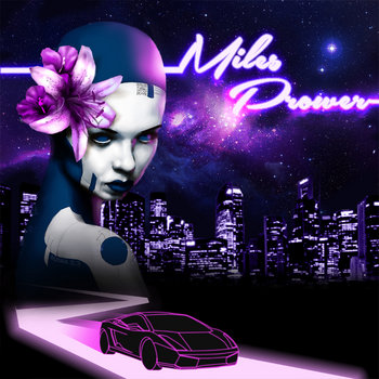 Miles Prower-Outatime e.p cover art