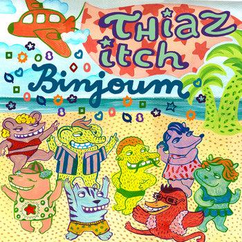 Binjoum [PRT005] cover art