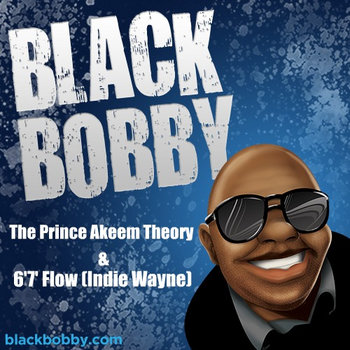 The Prince Akeem Theory cover art