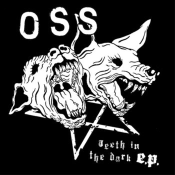 Teeth In The Dark E.P. cover art