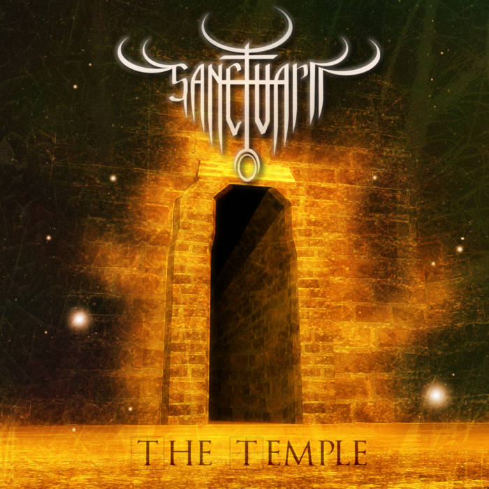 The Temple cover art