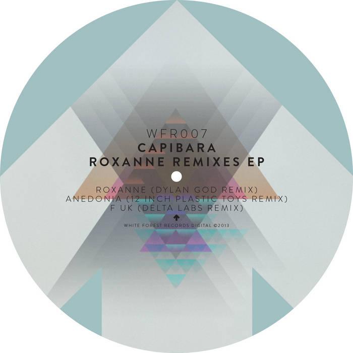 Roxanne Remixes EP [WFR007] cover art