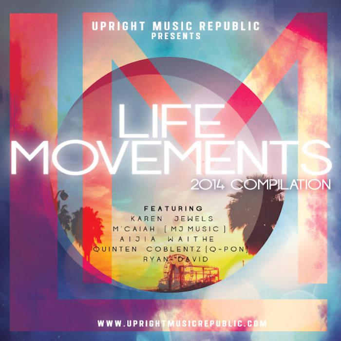 LIFE MOVEMENTS cover art