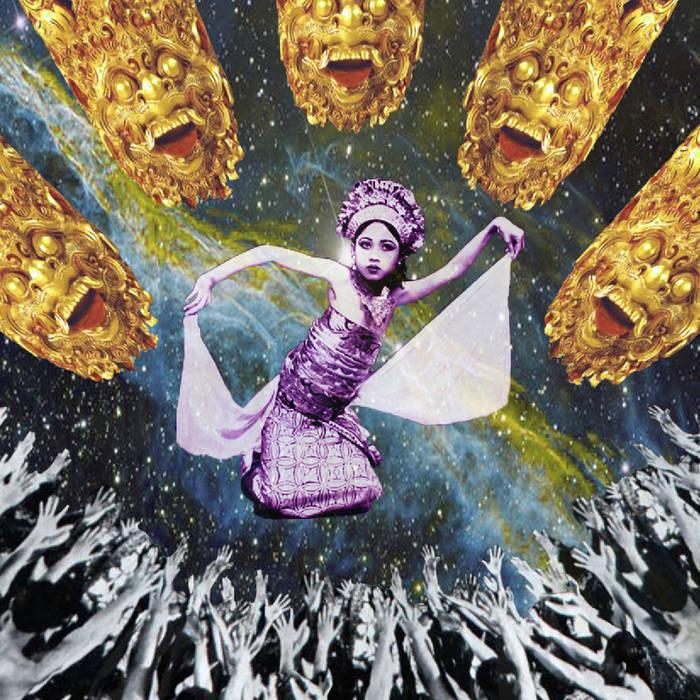 Gamelan to the Love God cover art