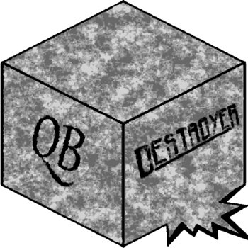 Cube Destroyer OST cover art