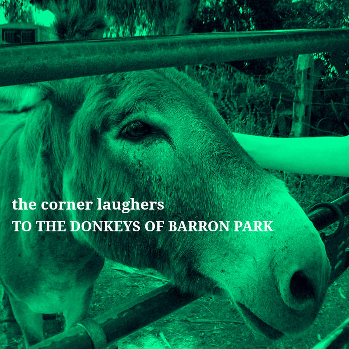 To The Donkeys Of Barron Park EP cover art