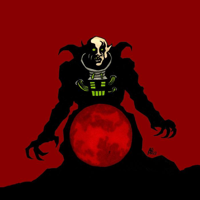 Space Vampire cover art