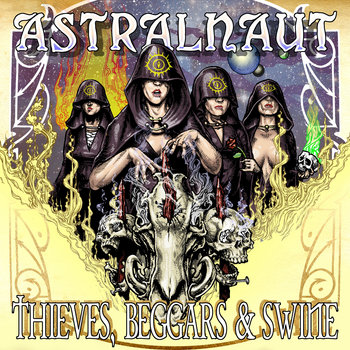 Thieves, Beggars and Swine cover art