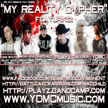 My Reality Cypher cover art