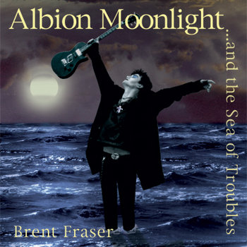 Albion Moonlight and the Sea of Troubles cover art