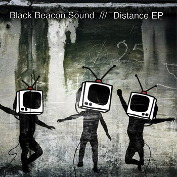 Distance EP cover art