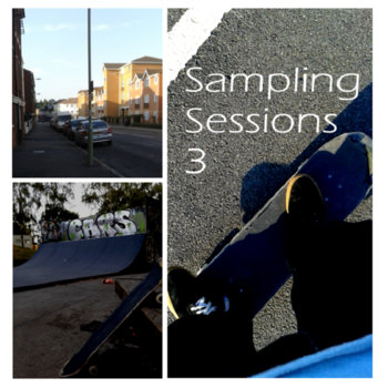 Sampling Sessions 3 cover art