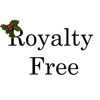 A Simple Piano Christmas (Royalty Free) cover art