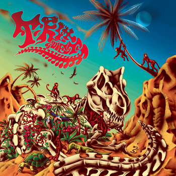 T-Rex Quiet cover art
