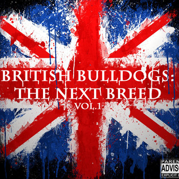 British Bulldogs: The Next Breed Vol 1 cover art