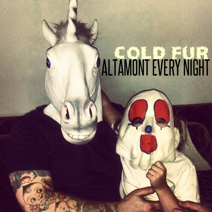 Altamont Every Night cover art
