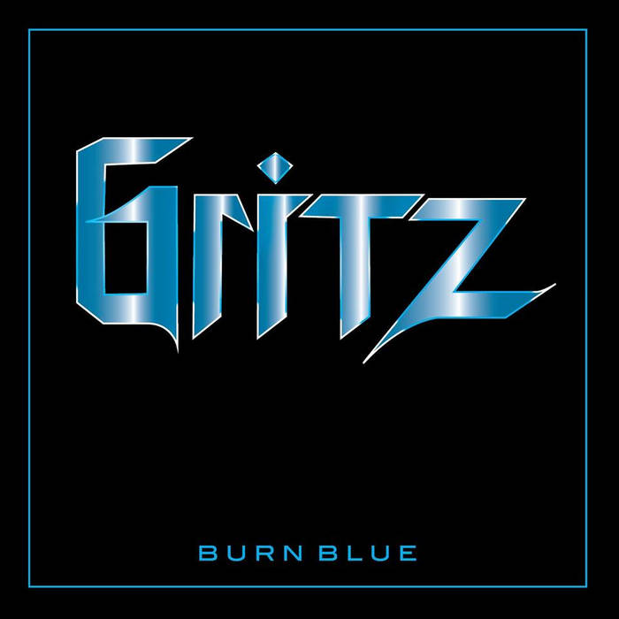 Burn Blue cover art