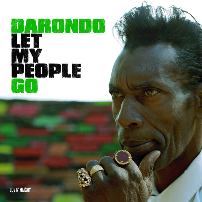 Let My People Go cover art