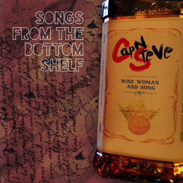 Songs from the Bottom Shelf cover art