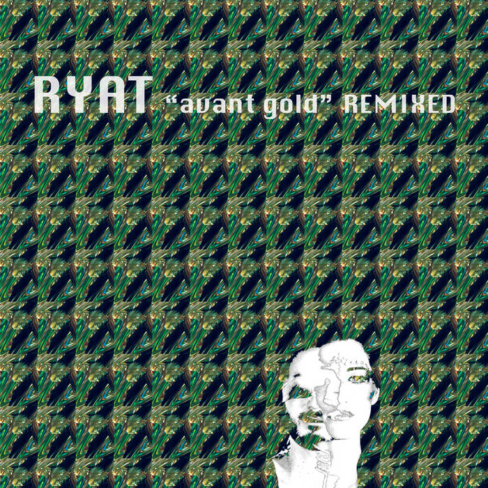 Avant Gold Remixed cover art