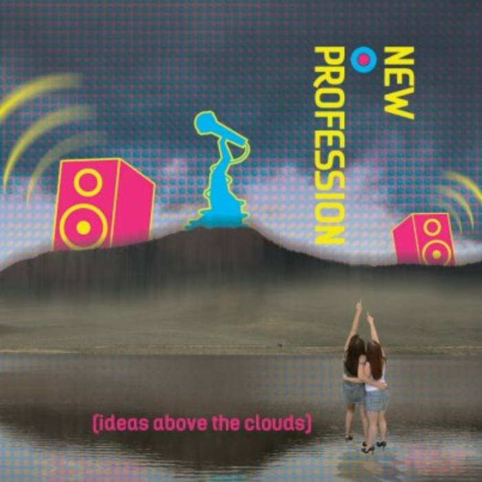 Ideas Above The Clouds Mixtape cover art