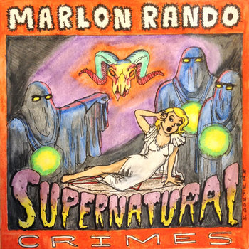 Supernatural Crimes cover art