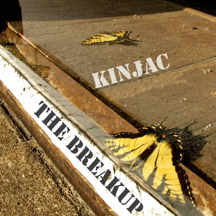 The Breakup cover art