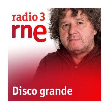 RNE3 - Disco Grande (Entrevista a Raúl Alonso, fiesta presentación