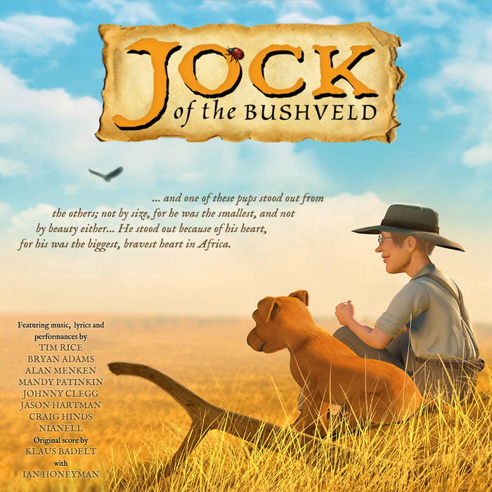 Jock of the Bushveld (Original Motion Picture Soundtrack) cover art