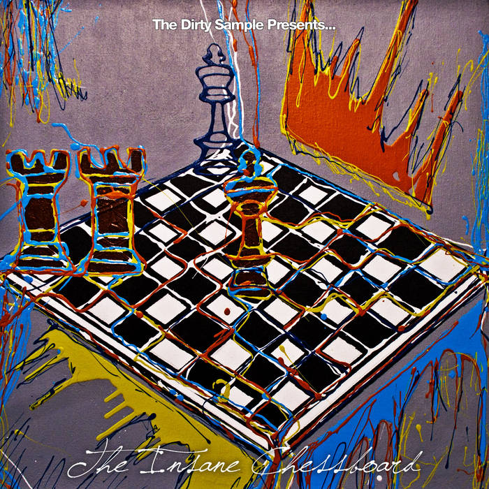 The Insane Chessboard cover art