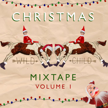 Christmas Mixtape, Volume 1 cover art