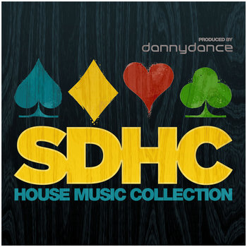 SDHC House Music Collection cover art