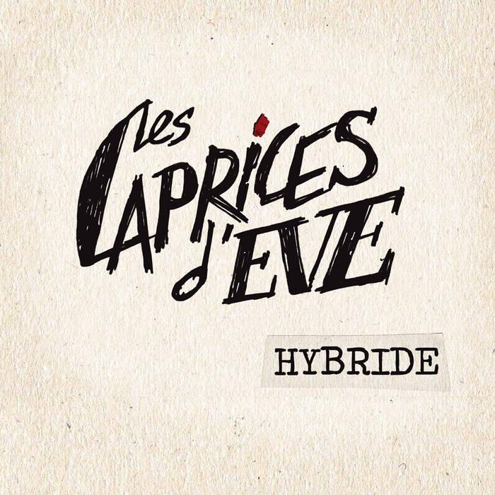 Hybride cover art
