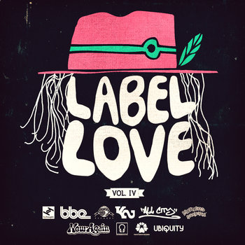 Label Love Vol. 4 cover art