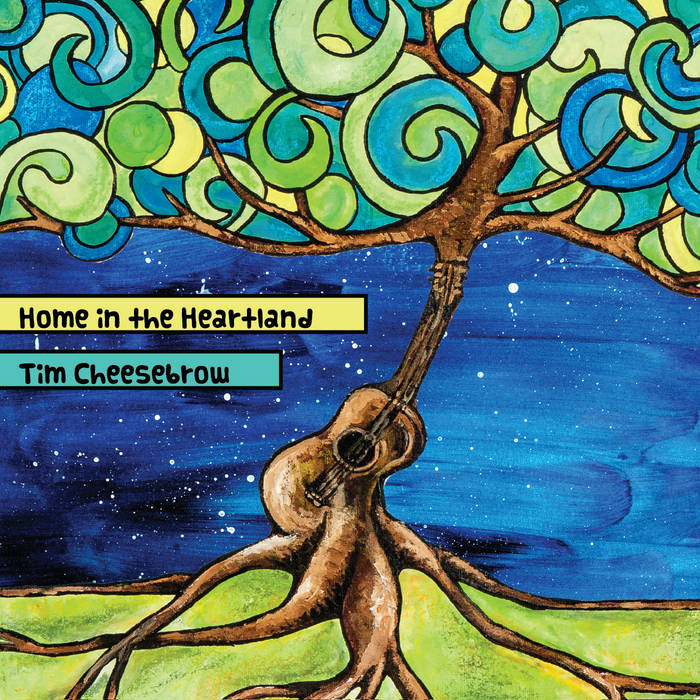 Home in the Heartland cover art