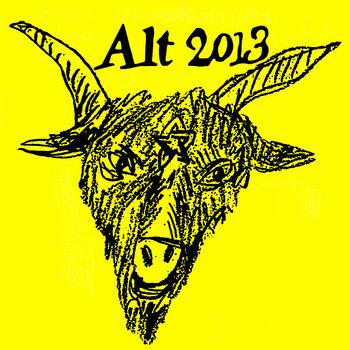 Alt 2013 cover art