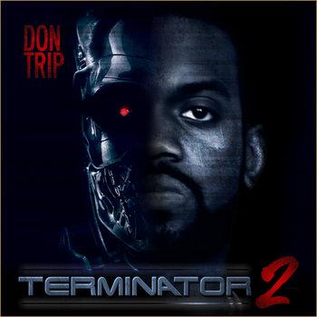 Terminator 2 cover art