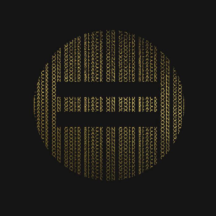 Black On Gold cover art