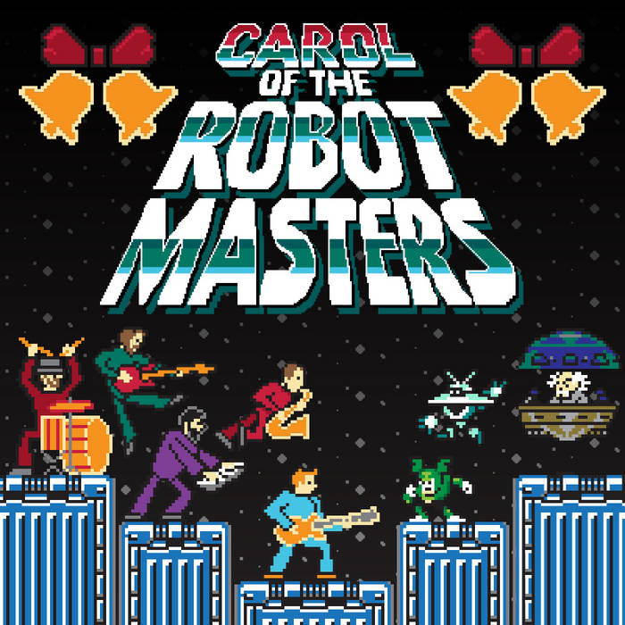 Carol of the Robot Masters cover art