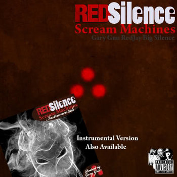 Scream Machines cover art