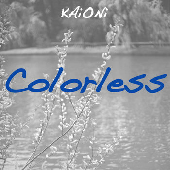 Colorless cover art