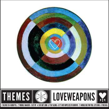LOVEWEAPONS cover art