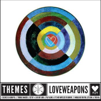 LOVEWEAPONS cover art