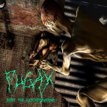 Bury The Hatchet Wound cover art