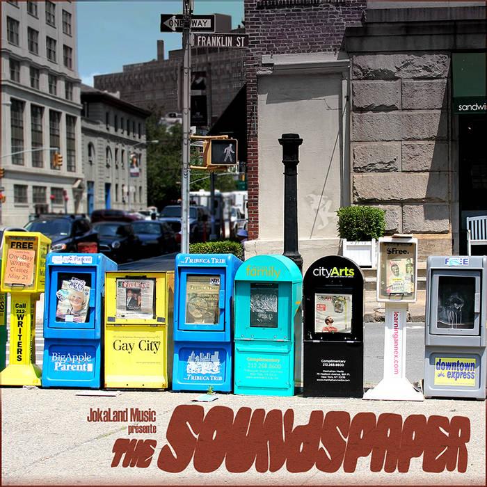 JokaLand Music - The Soundspaper (2014)