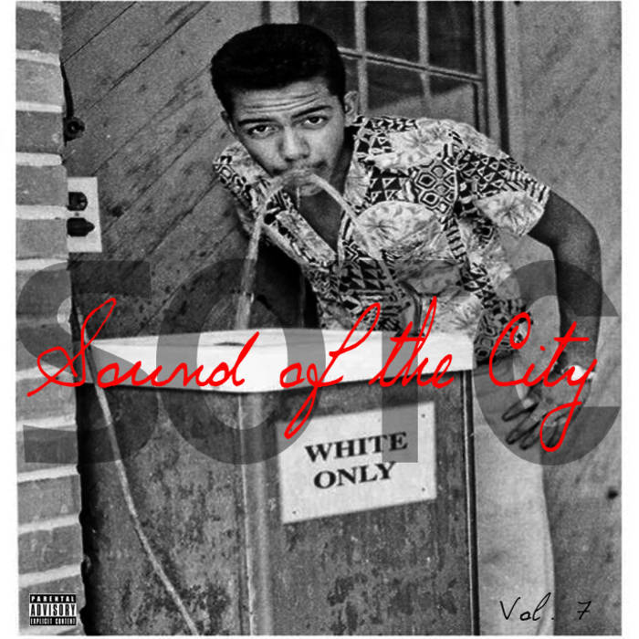 Sound of the City 7 cover art